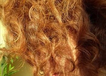Livia dupa Henna Mandala Castaniu Auriu exterior