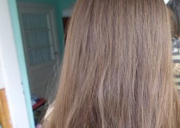Mariana inainte de Henna Mandala Blond