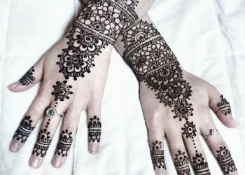 Tatuaj henna mandala Mariana 7-min