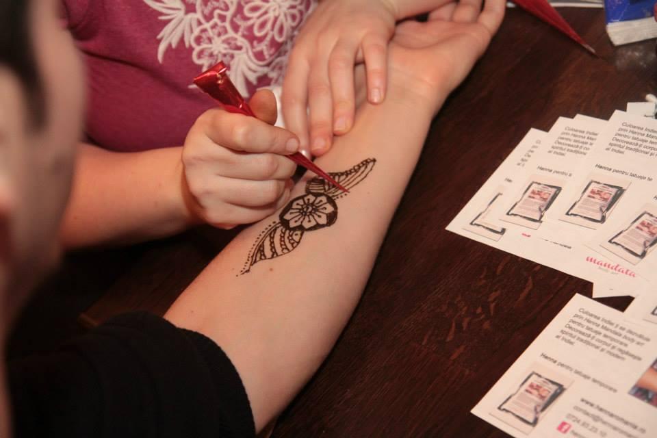Henna Mandala la Cafepedia 4