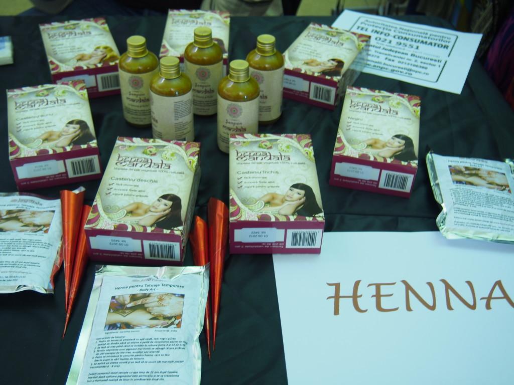 Henna Mandala la Asia Fest 5