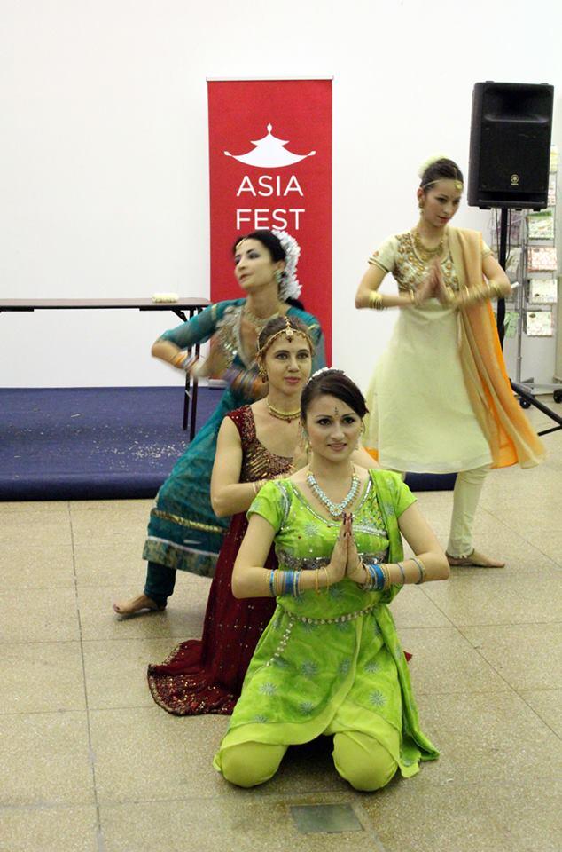 Henna Mandala la Asia Fest 6