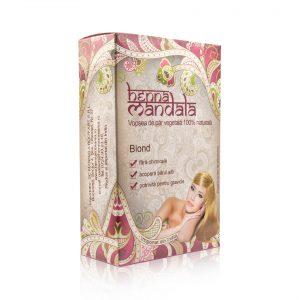 Vopsea Henna Mandala Blond