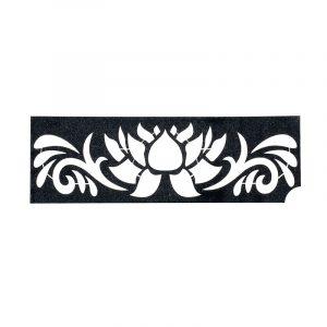 sablon henna tatuaje temporare lotus